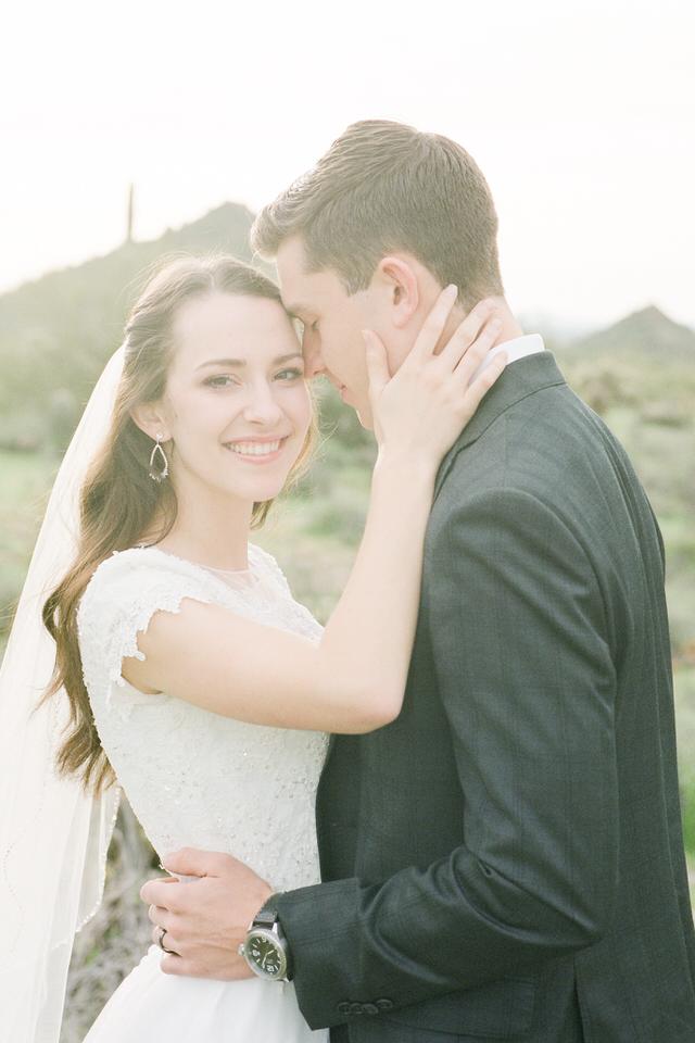 Usery Pass Wedding Portraits Arizona Desert Christina Servin Photographs-15.jpg