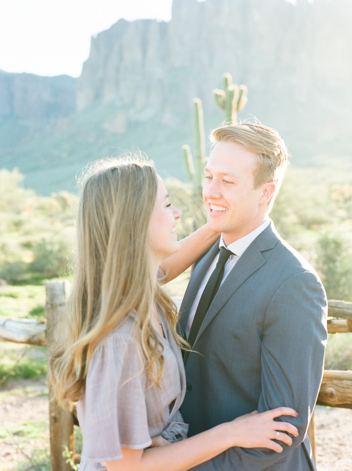 Engagement Portrait Session Lost Dutchman Arizona Desert Christina Servin Photographs-32.jpg