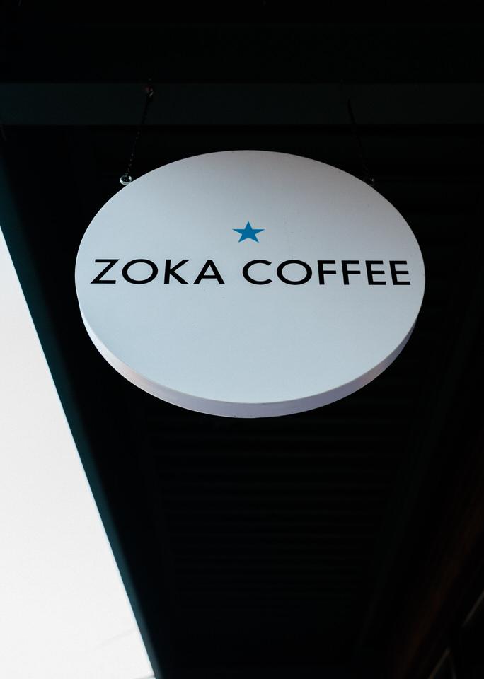 Zoka Coffee Shop Seattle Cafe Engagement Session Indoor CServinPhotographs-2.jpg
