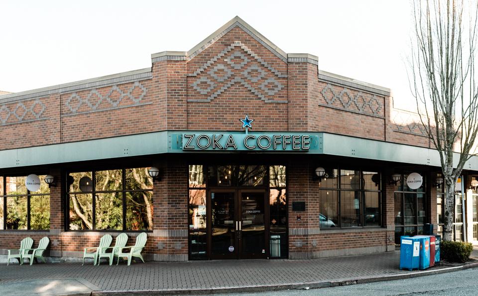 Zoka Coffee Shop Seattle Cafe Engagement Session Indoor CServinPhotographs-5.jpg