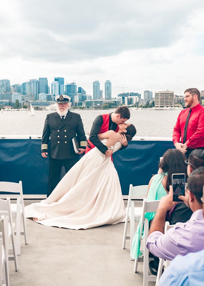 Waterways Cruises Seattle Yacht Wedding Summer Wedding Christina Servin Photographs-0115.jpg