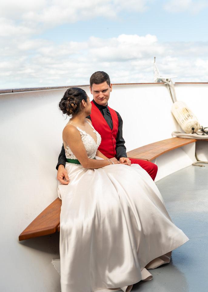 Waterways Cruises Seattle Yacht Wedding Summer Wedding Christina Servin Photographs-0559.jpg