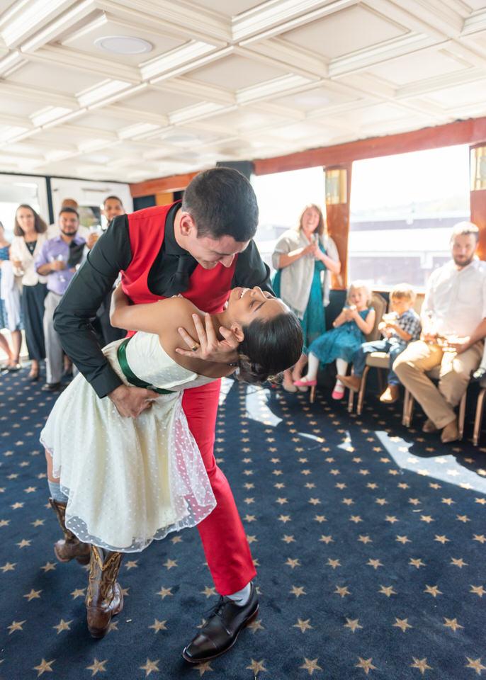 Waterways Cruises Seattle Yacht Wedding Summer Wedding Christina Servin Photographs-0855.jpg