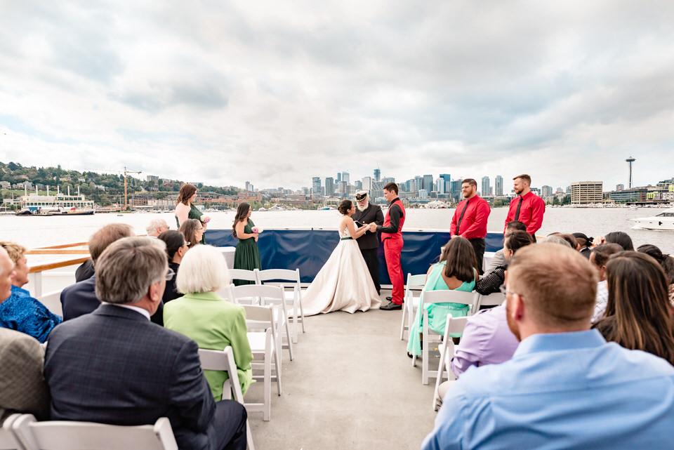 Waterways Cruises Seattle Yacht Wedding Summer Wedding Christina Servin Photographs-6852.jpg