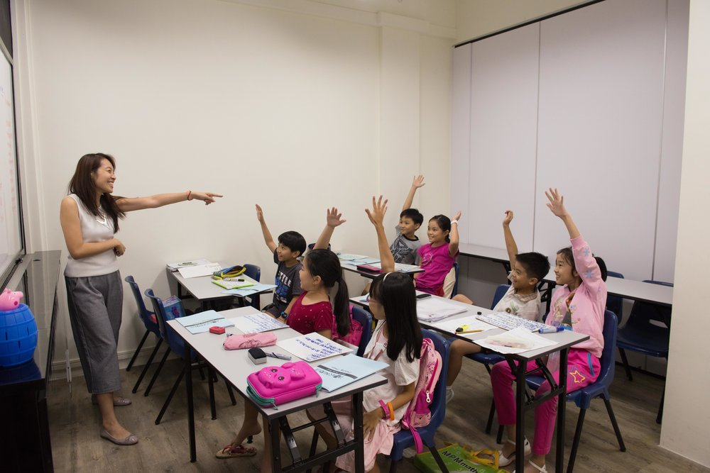 The Alternative Story: Primary School English Tuition, Composition Classes  and Online Lessons