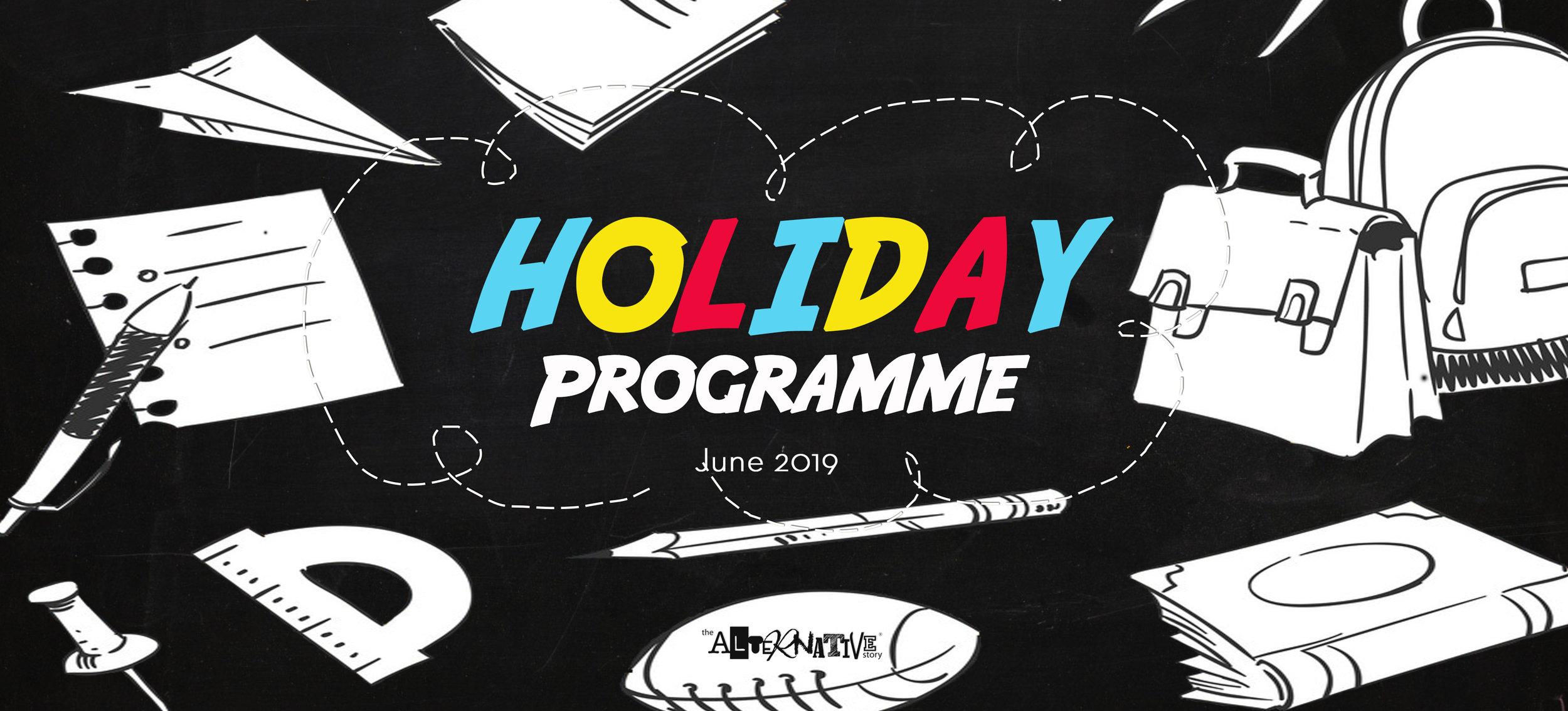 TAS Holiday Programme (June '19)