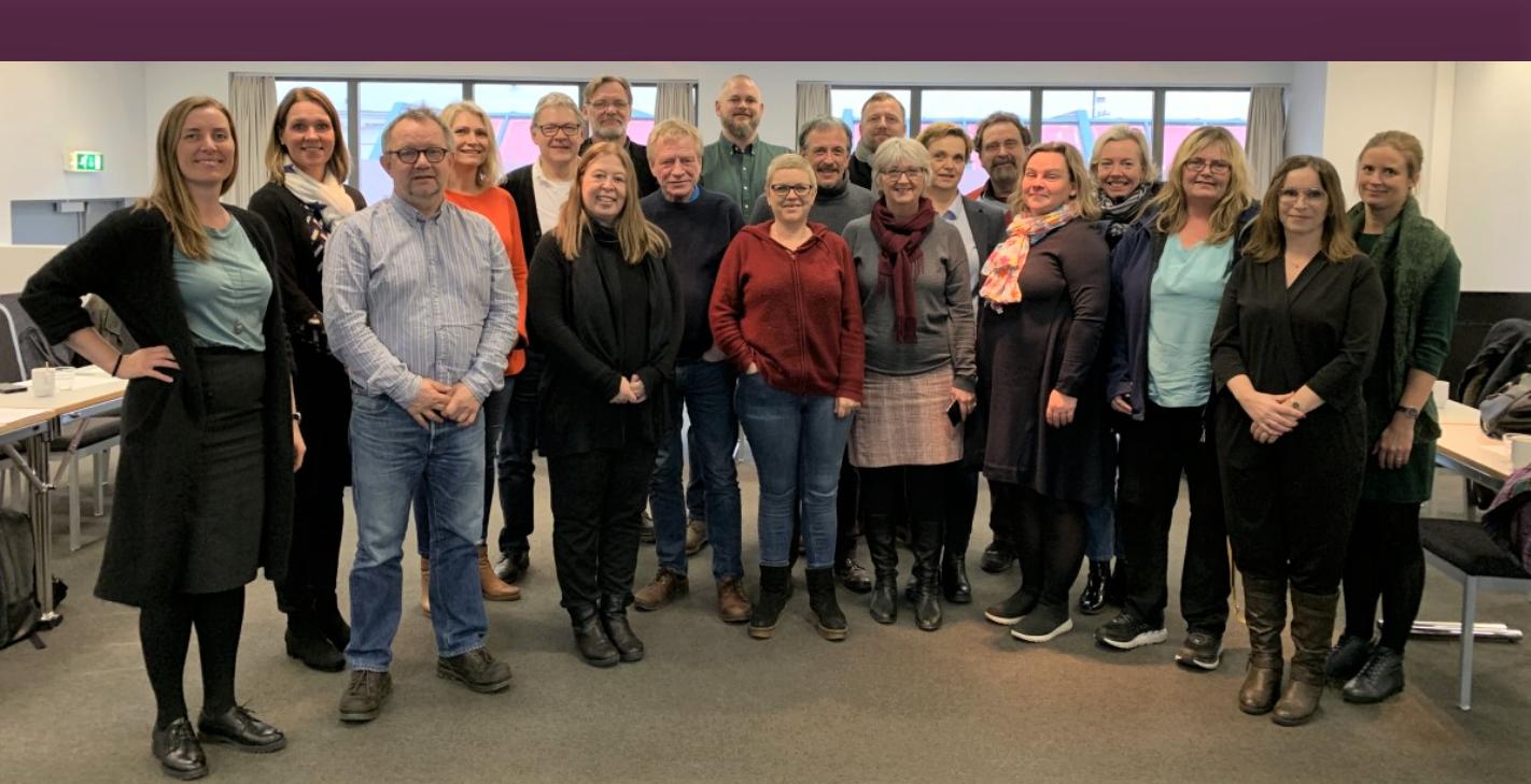 22 organisasjoner går sammen i Bostøttealliansen. (foto Bjørg Karin B. Buttedahl)