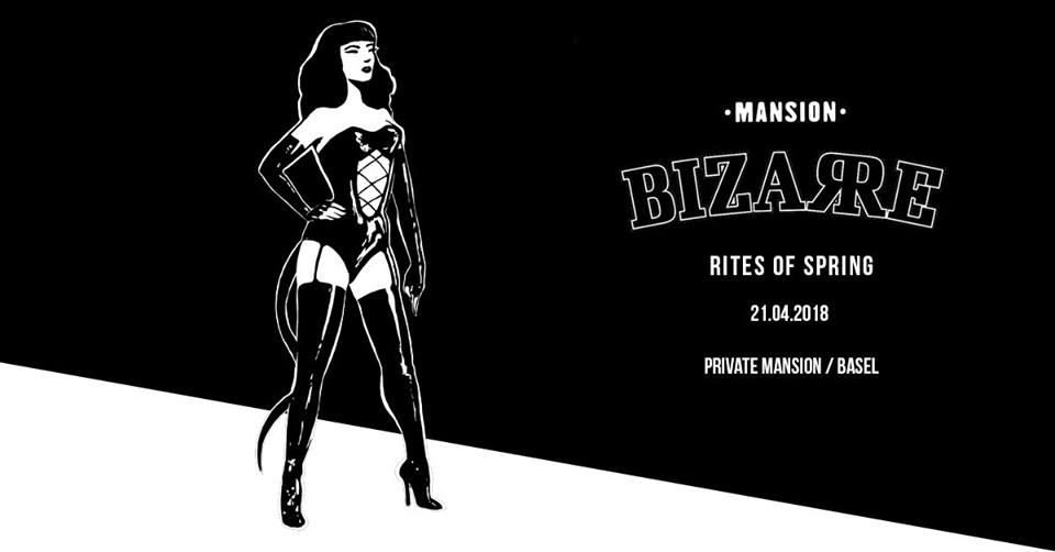 MANSION BIZARRE