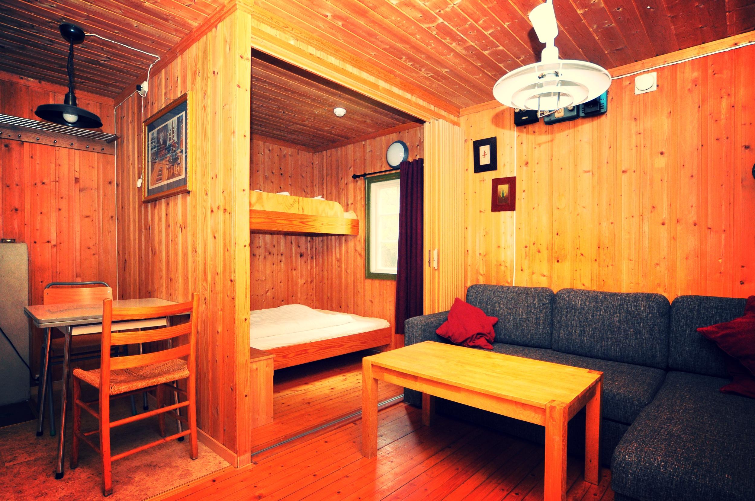 Byskogen Camping - Hyttte Tussbo(3)
