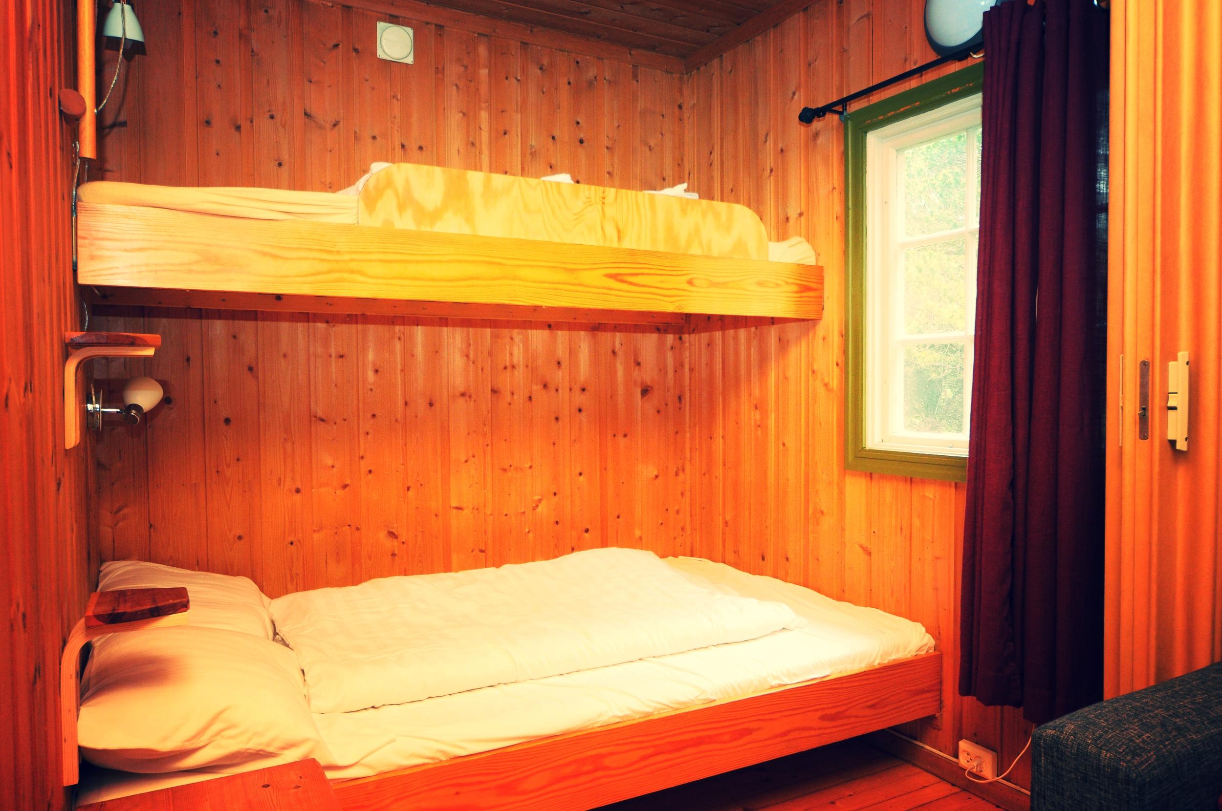 Byskogen Camping - Hyttte Tussbo(6)
