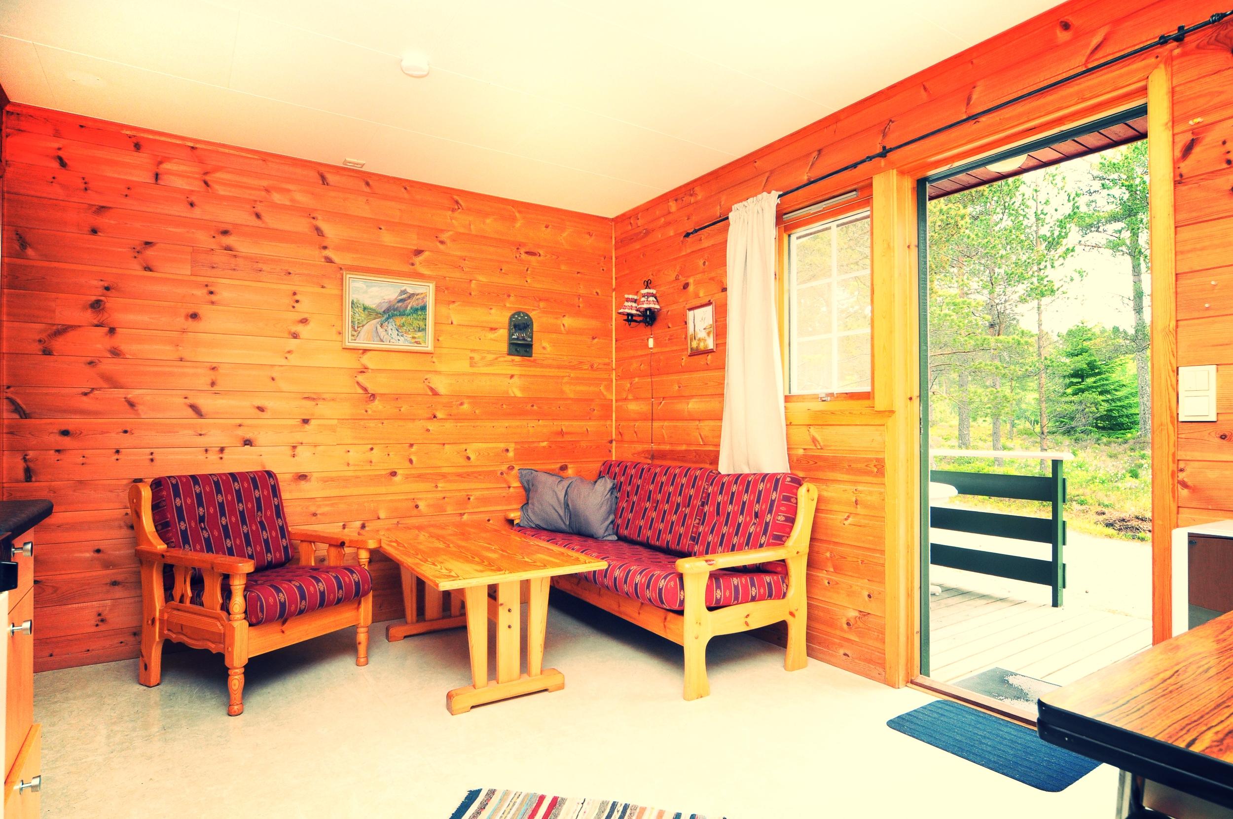 Byskogen Camping - Hyttte Nybo(2)