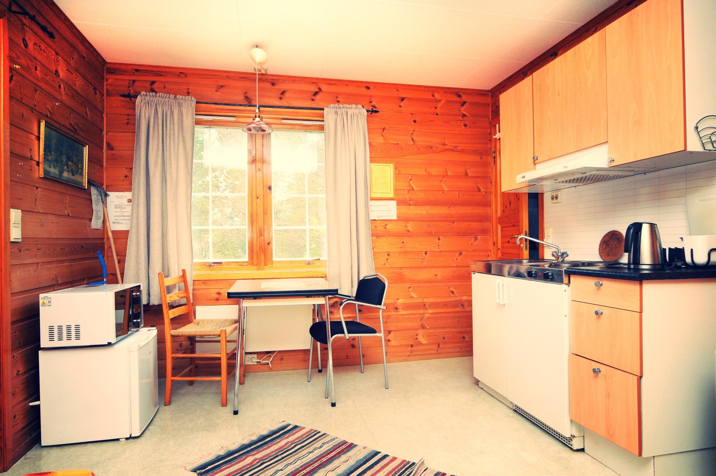 Byskogen Camping - Hyttte Nybo(3)