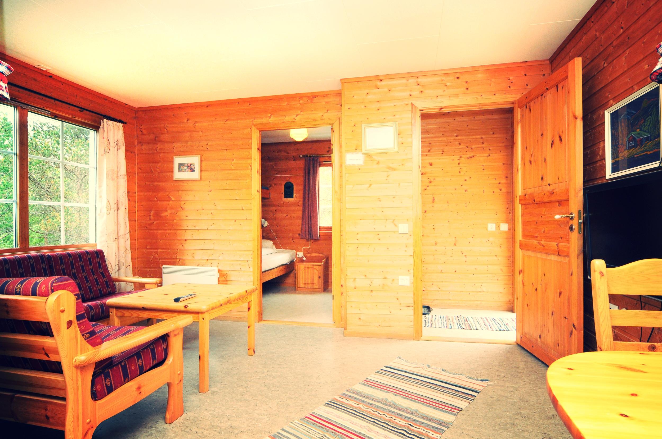 Byskogen Camping - Hyttte Skogheim(3)