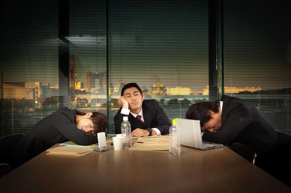 A nap just might be good for business. Because Americans already work more, on average, than our counterparts in Japan or Germany, for example, and because we also suffer increasingly long commutes even to get to and from work, many of us are not getting enough sleep. Read more  here .