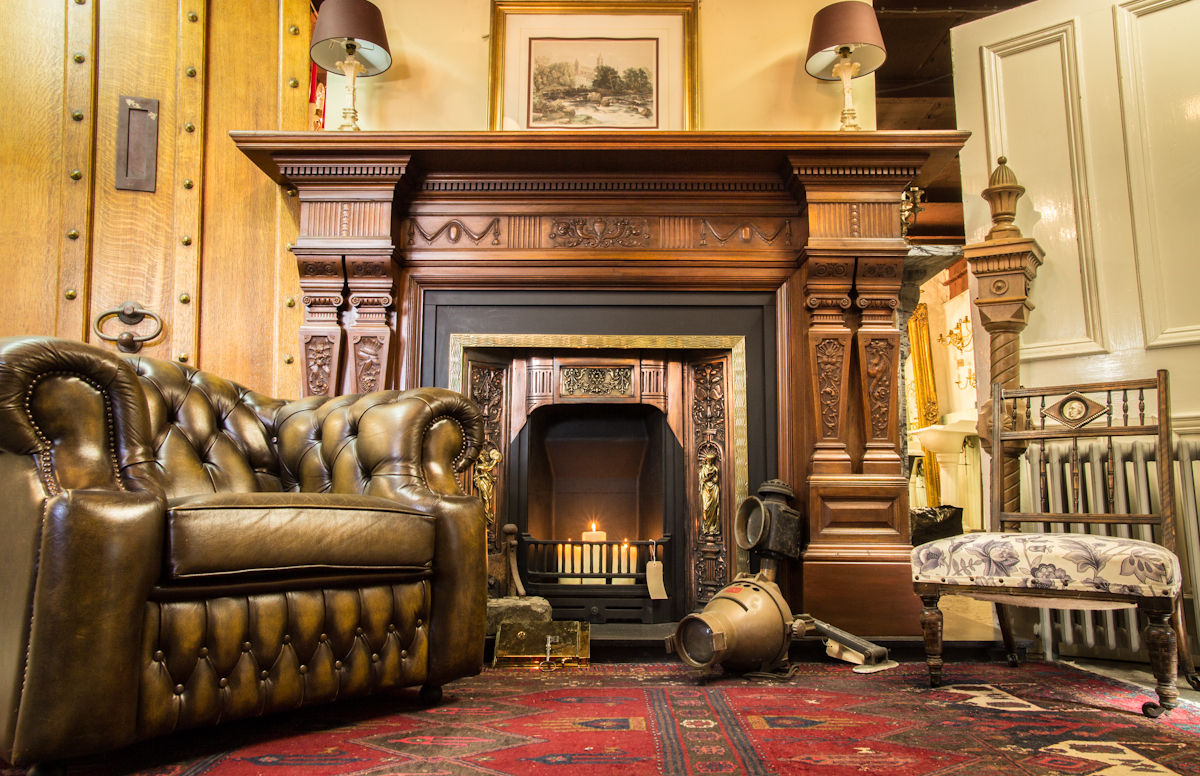 Edinburgh Fireplace Showroom