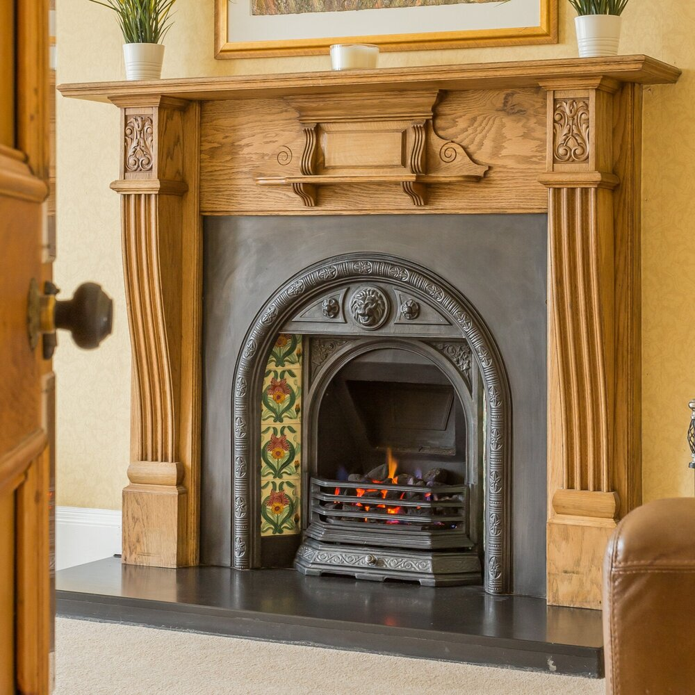 Antique Fireplaces Stoves Holyrood