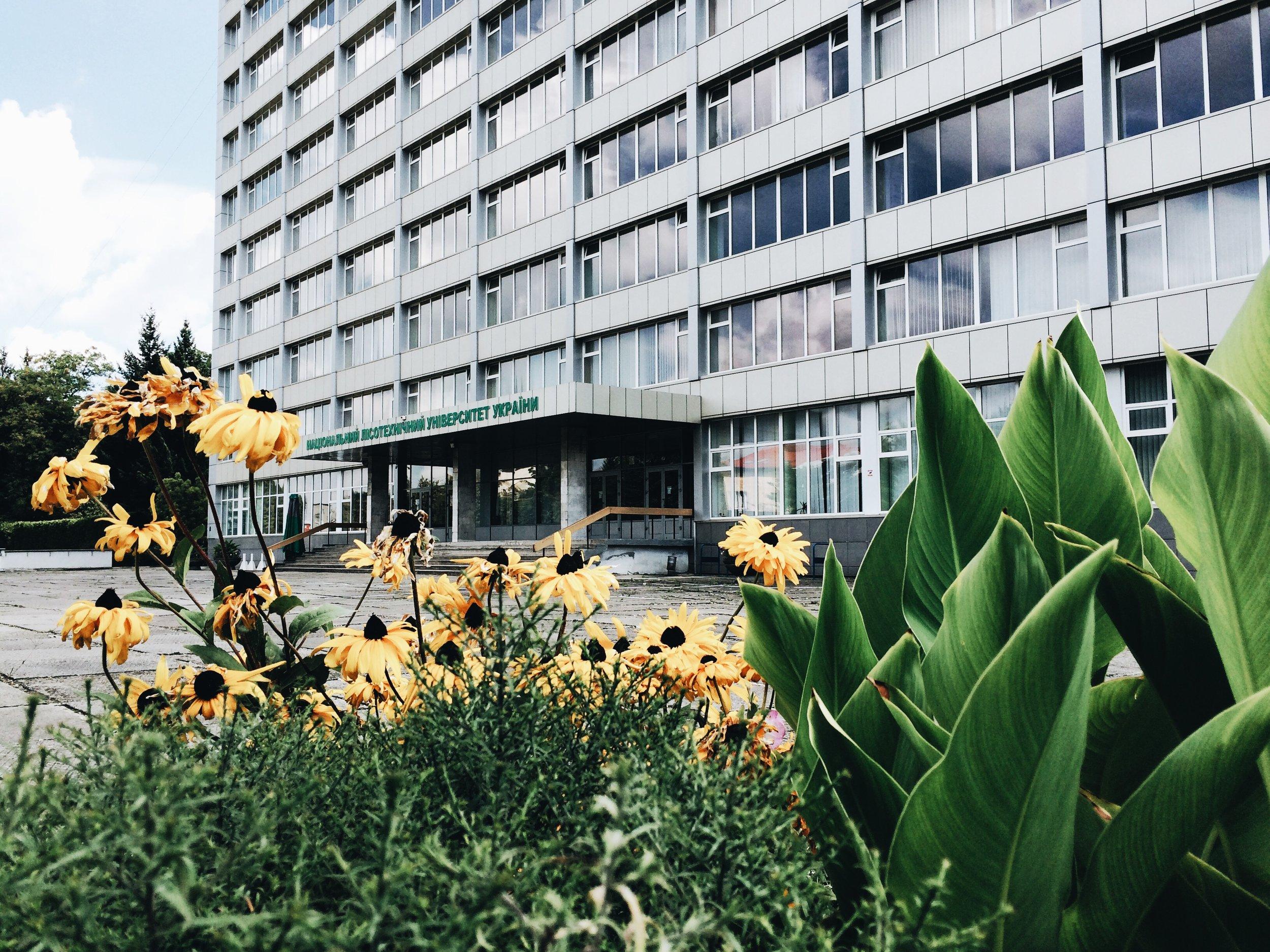 Главный корпус Лесотехнического университета 4.JPG