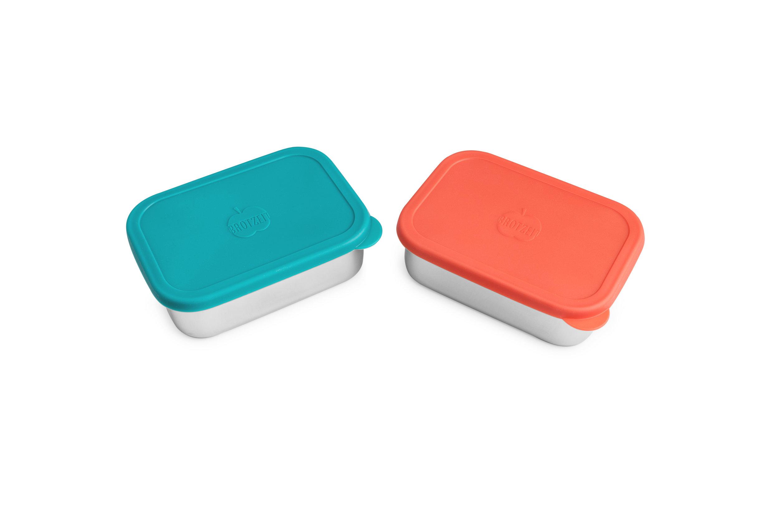 Kentop Lunchbox brotzeitbox pl/ástico Brotdose Fr/ühst/ücksbox Versiegelte Bento Box Proviantdose Frischhaltedose para la Escuela Picknick Camping 4 Compartimentos con Soppentablett