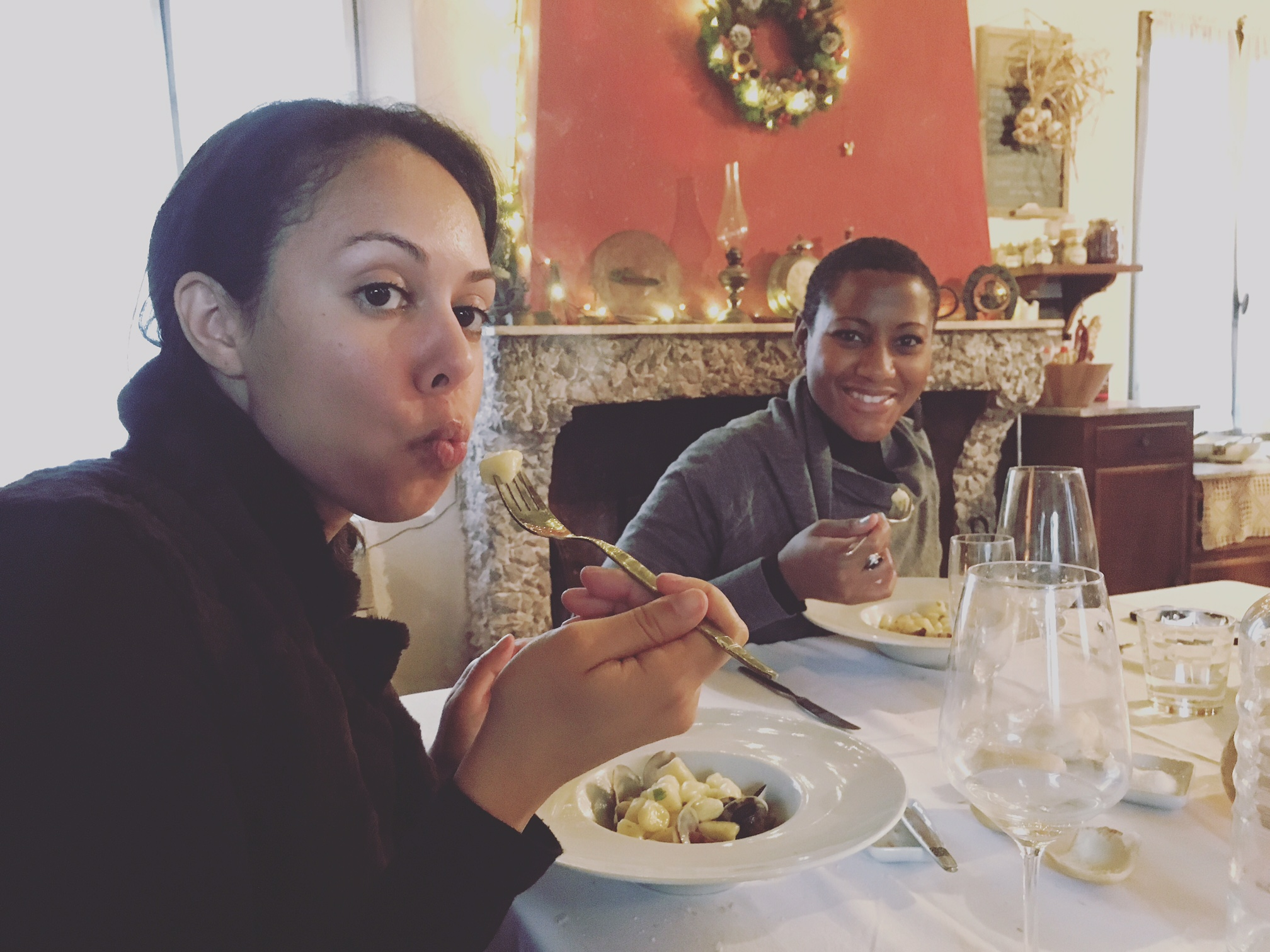 Artigiano - Alexis and Nicole