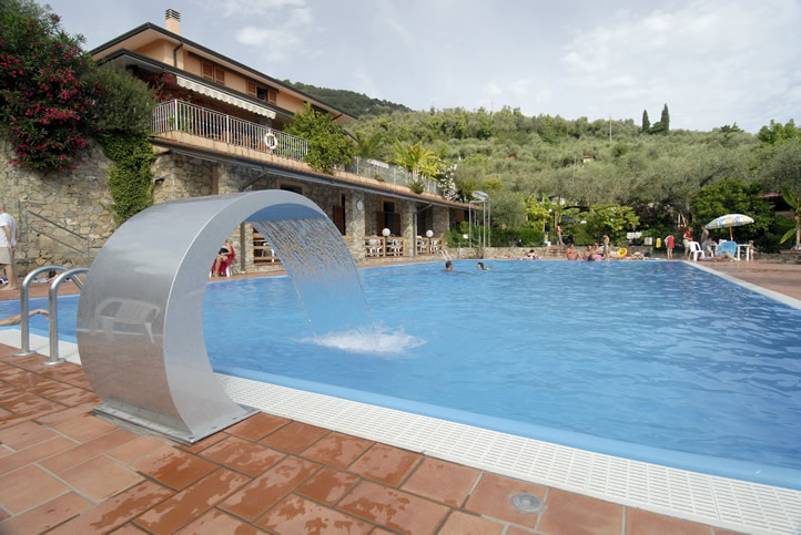"""Pool at """"Campeggio Gianna"""""""
