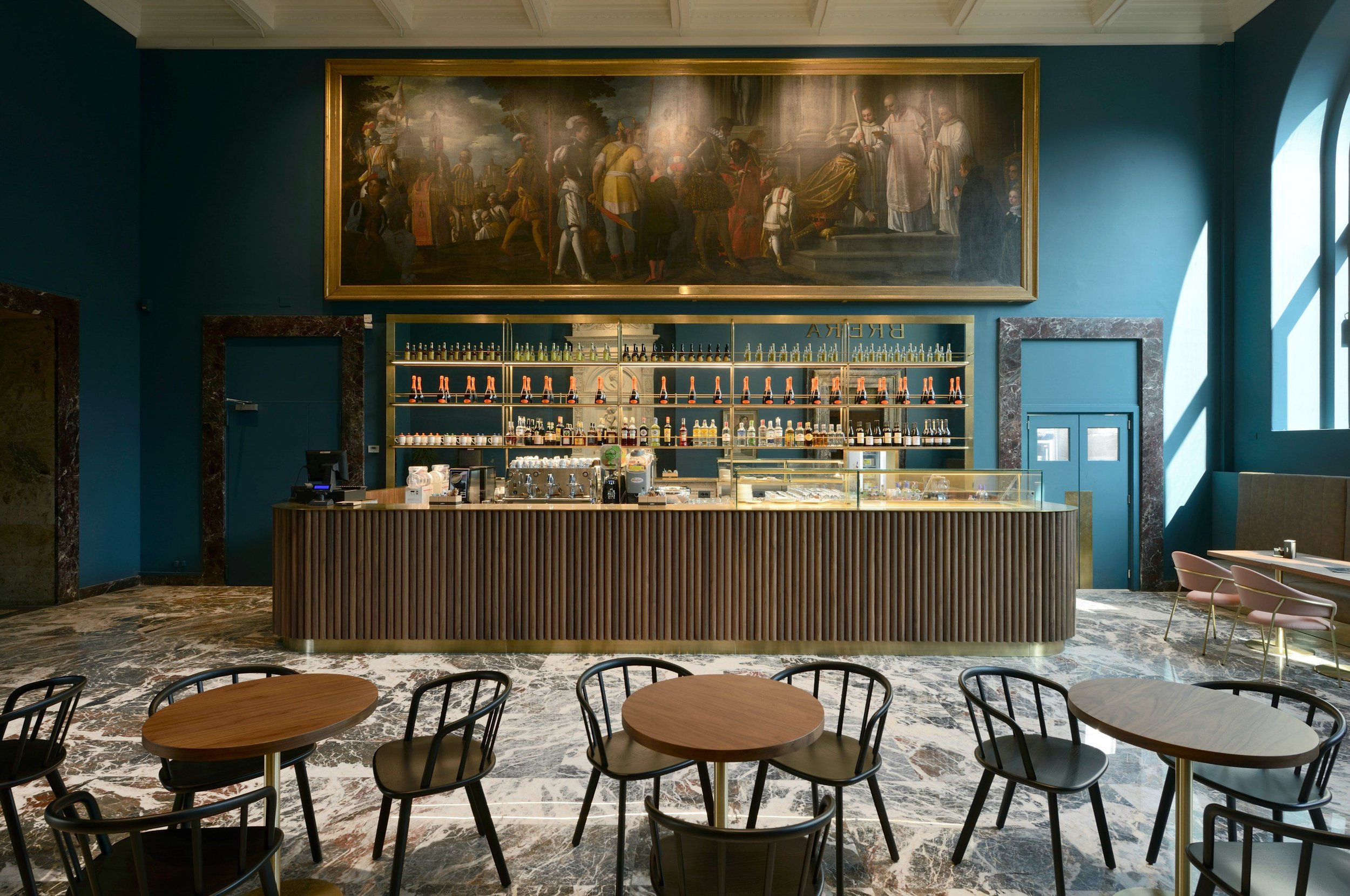 Caffe Fernanda - Cafe Milan - Pinacoteca di Brera - Milano - Photo by Michele Nastasi.jpg