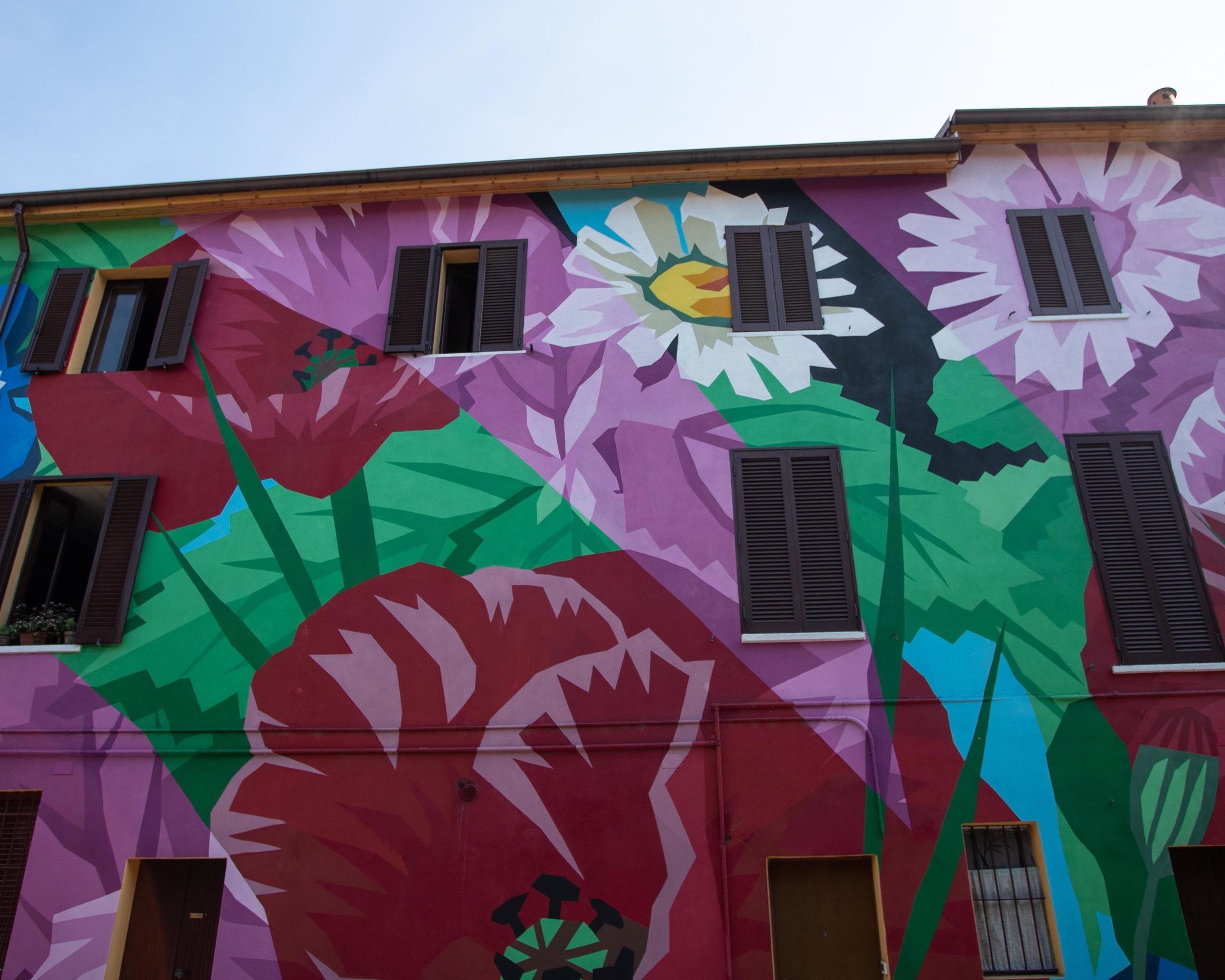 Flower Mural -Ortica Quiz Tour - Milan Milano.jpg