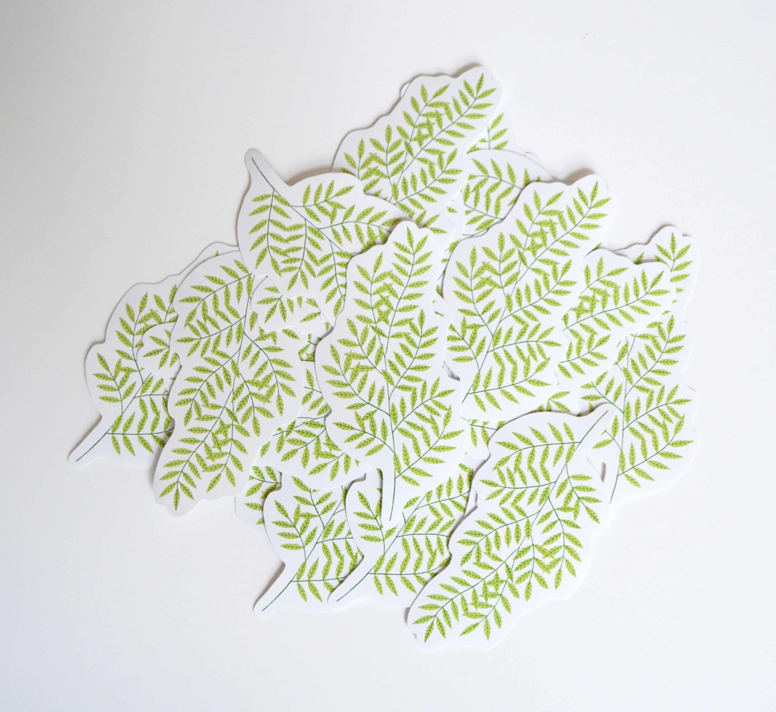 foliage stickers
