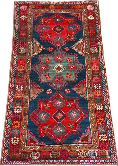 Kaukasus  Antik Shirvan  235 x 124