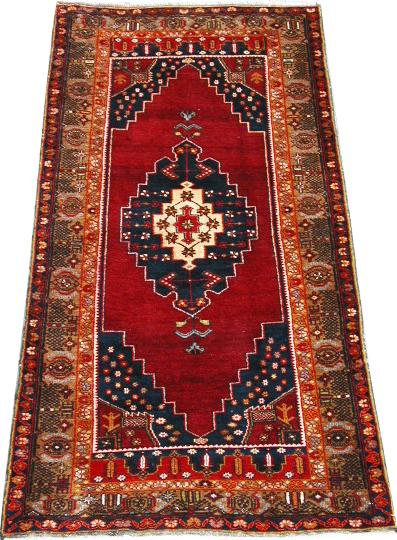Tyrkiet  Gl. Yahalia  220 x 117