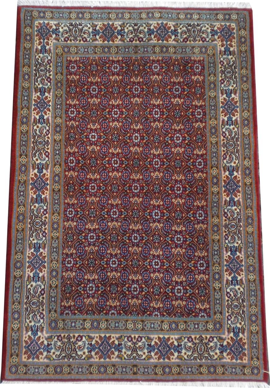 Moud m. silke 124 x 80