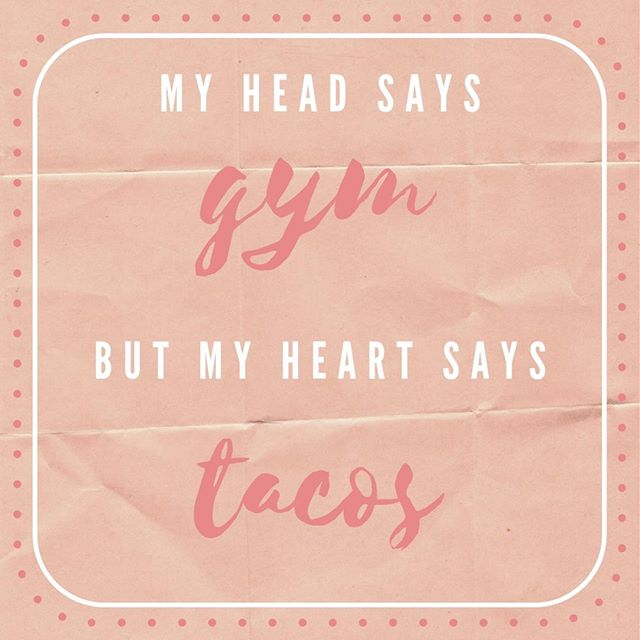 Treat yo'self!! 🌮