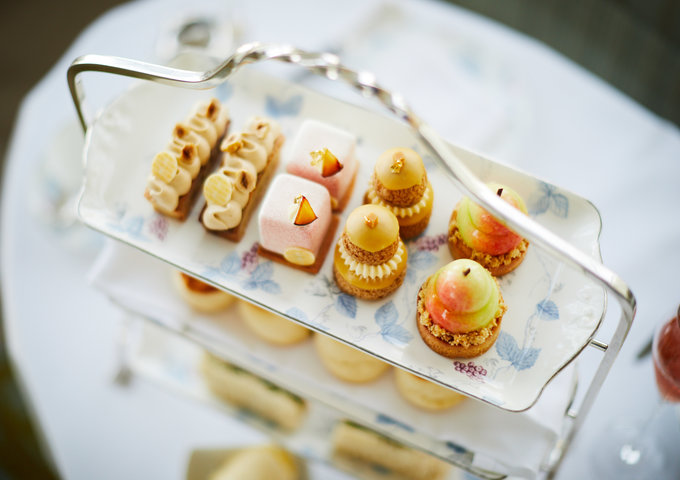 Fancy some afternoon tea put together by a Michelin-Star chef? Then Cosworth Park is the place to be. (PHOTO SOURCE: COSWORTH PARK)