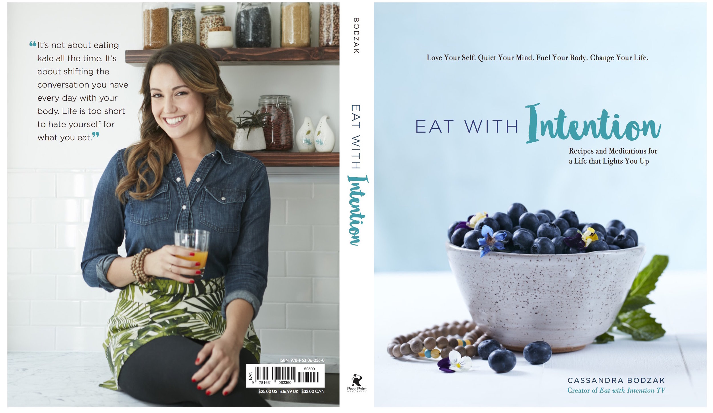 Eat with Intention book