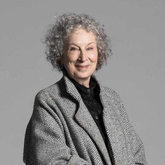 Margaret Atwood. Photo by Brigitte Lacombe.