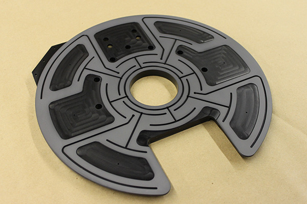 Wafer Handling Plate - Flat within 50 millionths of an Inch