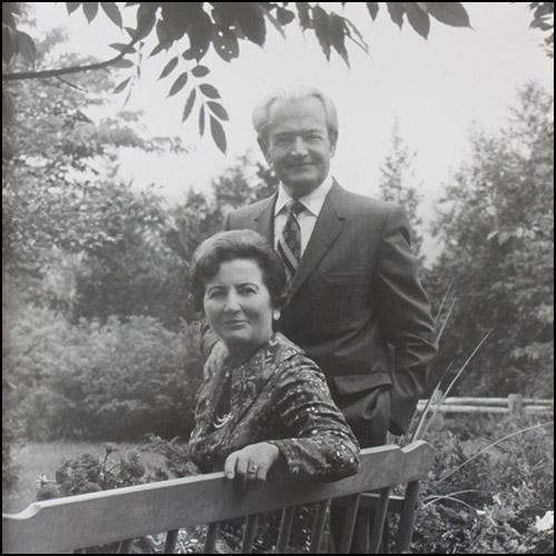 Michael and Elizabeth Joest