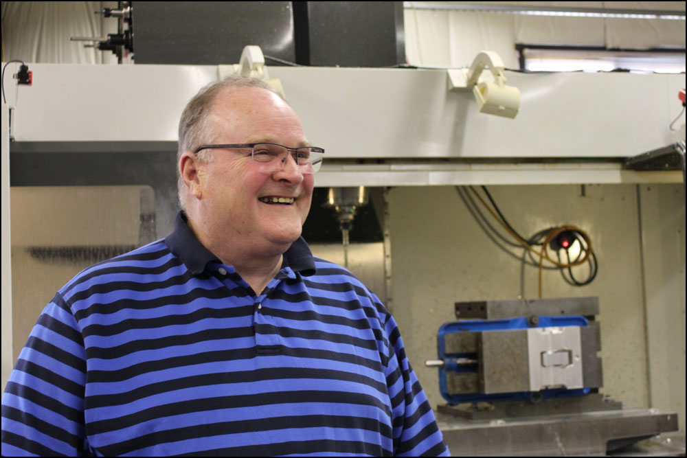 Rick is in charge of Imperial's apprenticeship and advanced training programs. He's worked in the advanced manufacturing industry for over 50 years, and spent over 20 years with Imperial. He truly enjoys sharing knowledge with the next generation, and is one of the best CNC programmers in the industry.