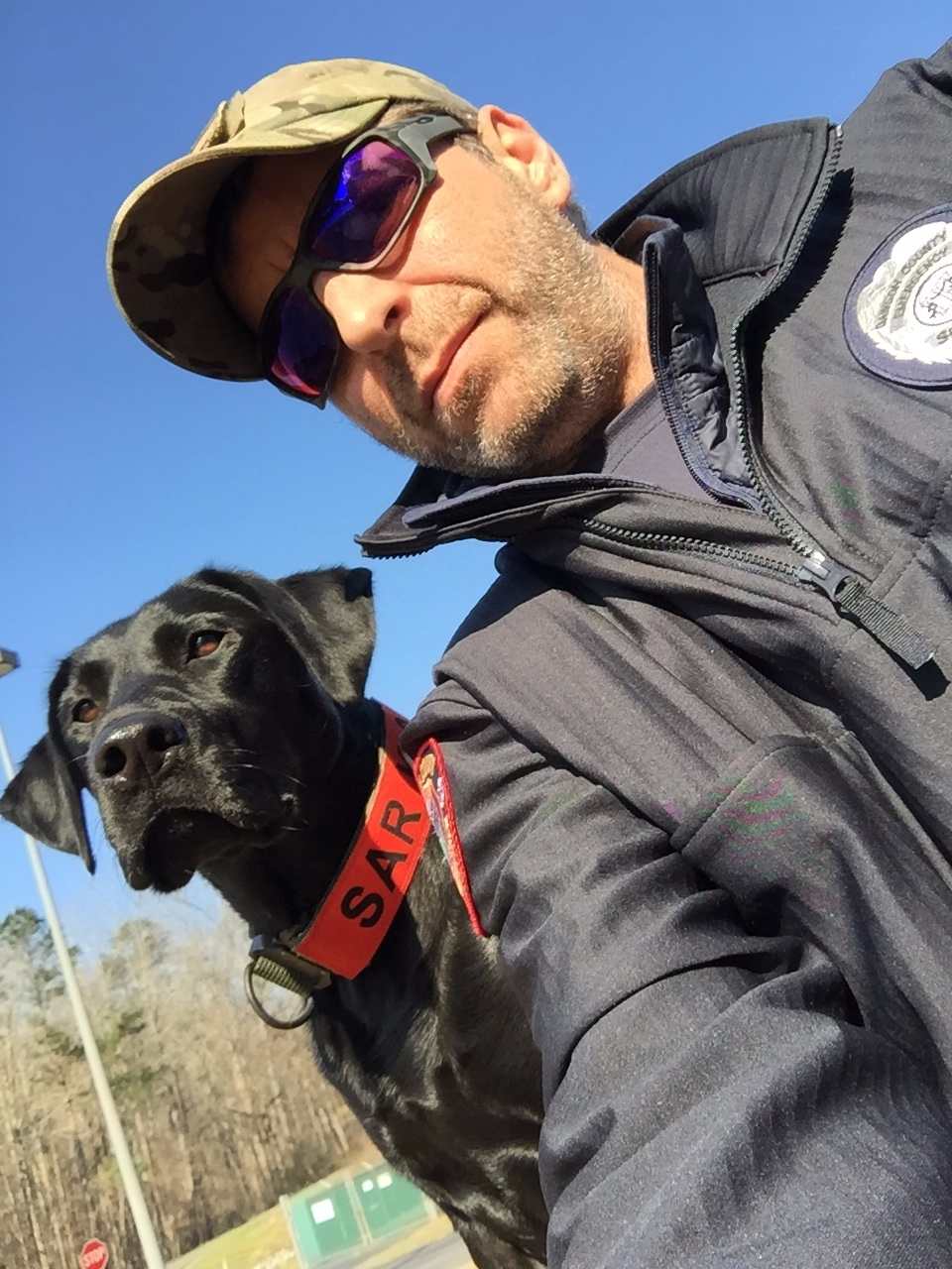 Carson Chinn - K9 Instructor, Rescue Specialist
