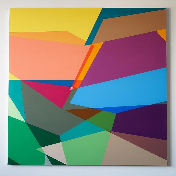 Serations 2 by Fraser Renton