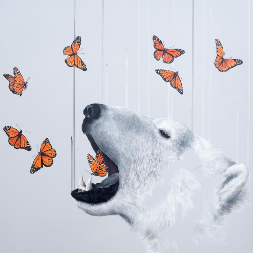 Exhale by Louise McNaught