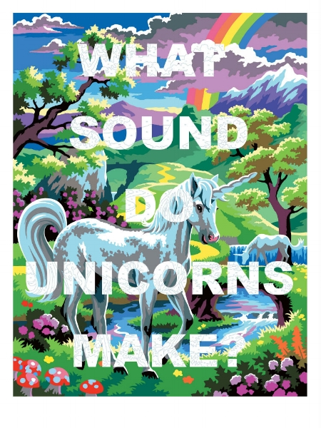 What Sounds Do Unicorns Make by Benjamin Thomas Taylor