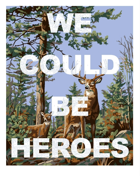 We Could Be Heroes by Benjamin Thomas Taylor