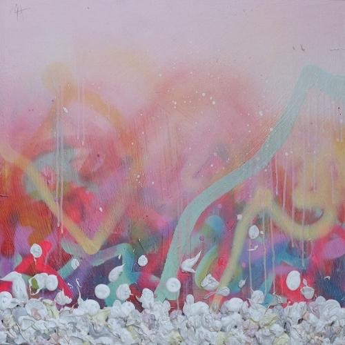 Graffiti Sky 1 by Lee Herring