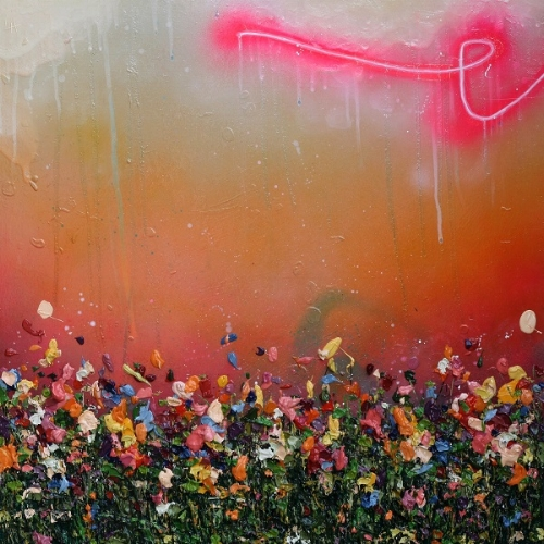 Neon Burst by Lee Herring