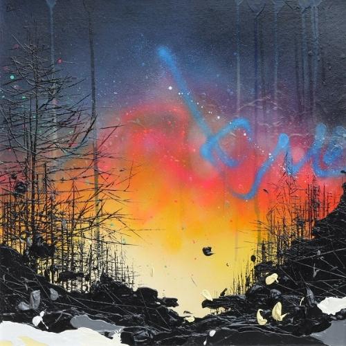 Electric Blue by Lee Herring