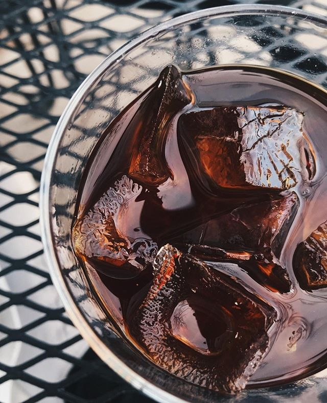 Cold brew is back peeps! And it's oh so tasty. Come get some today!