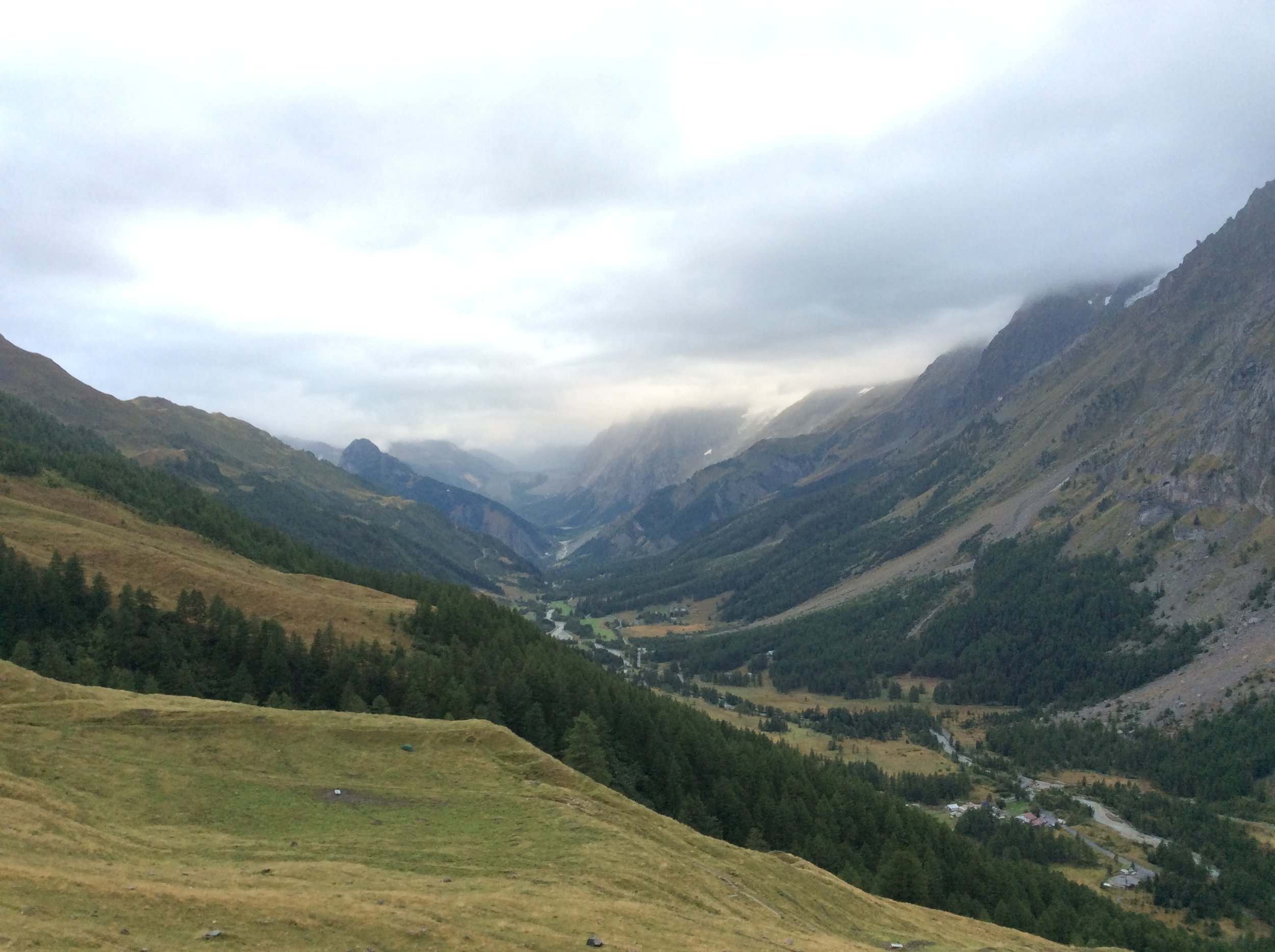 Looking back to Bonatti