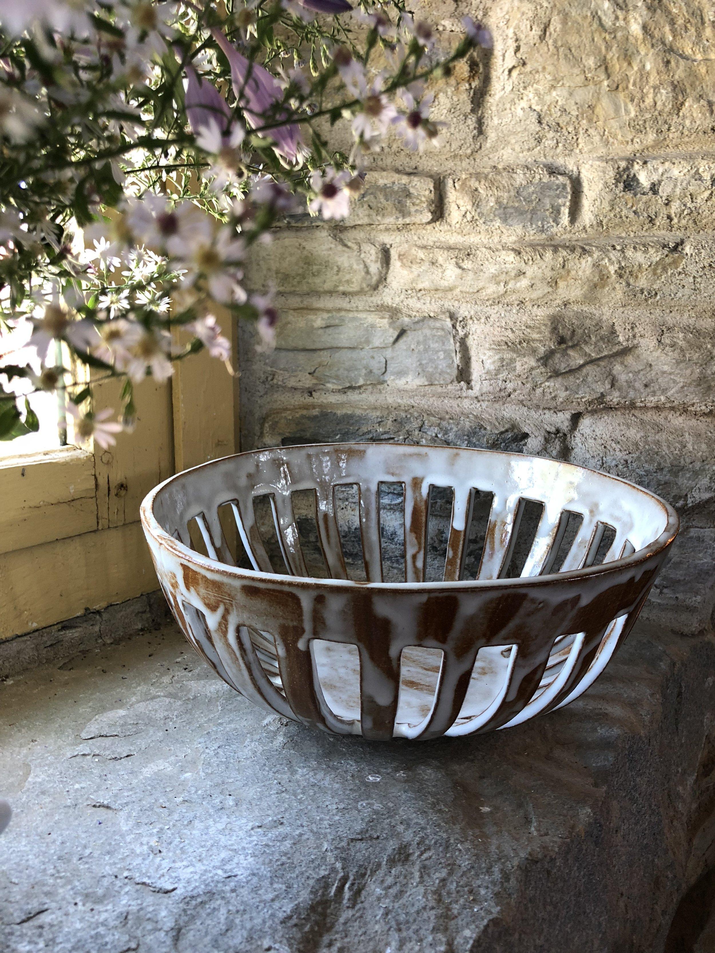 cutout bowl