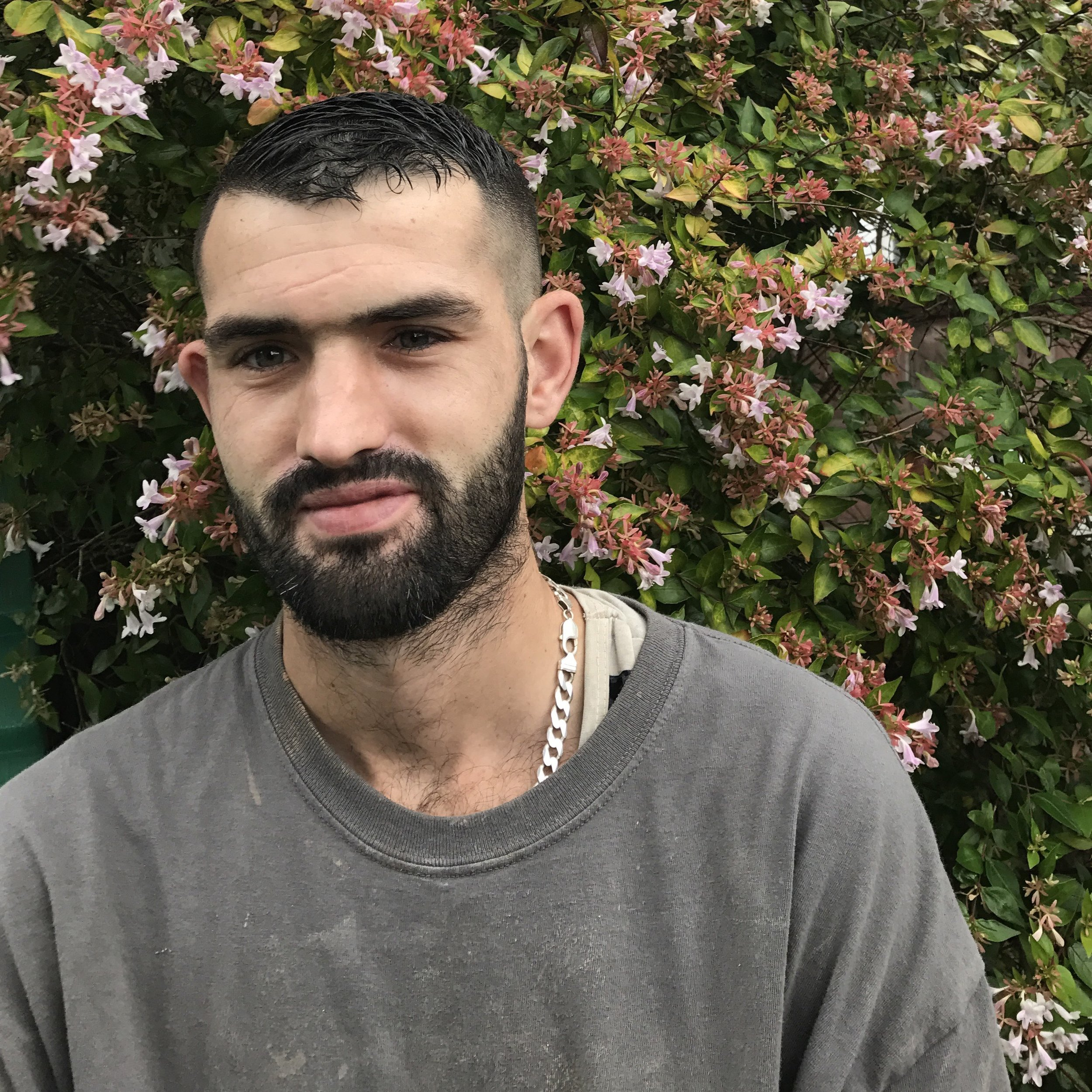 Nathan - Nathan can be found all over site, he is keen to learn and a real hard worker. Normally involved in the initial stages of a project, from groundworks to brickwork. Incredibly polite and willing.Loves to: work hard play hardDrinks: white coffee with 1 please