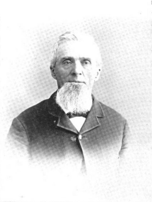 Sgt. Andrew Lybold, Co. D, 64th OH Infantry, USA